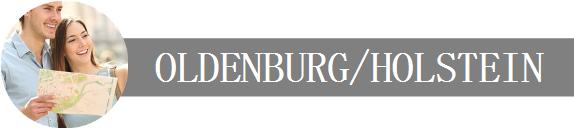 Deine Unternehmen, Dein Urlaub in Oldenburg/Holstein Logo